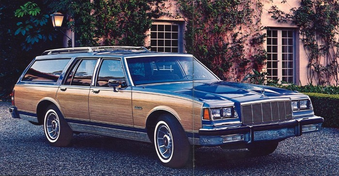 Buick Estate Wagon 1977 - 1990 Station wagon 5 door #6