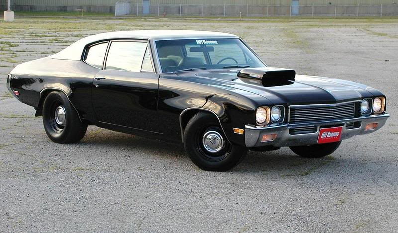Buick GS I 1970 - 1972 Coupe #2