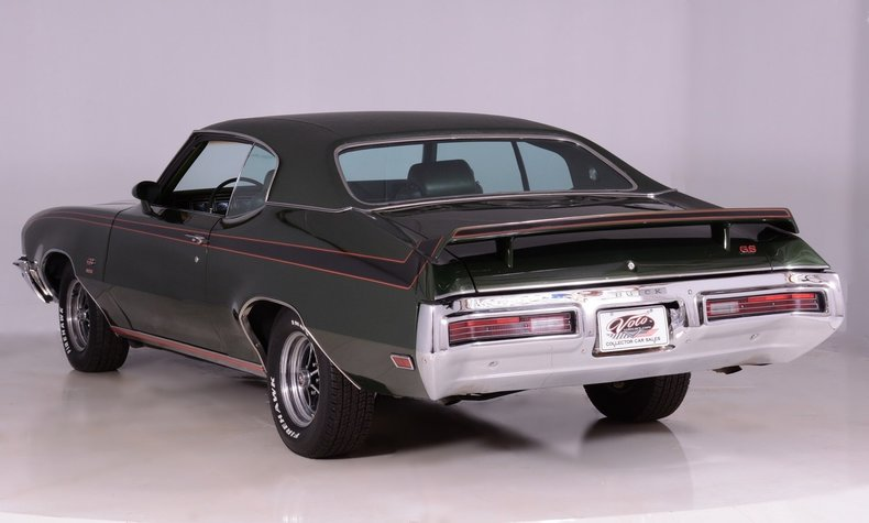 Buick GS I 1970 - 1972 Coupe #1