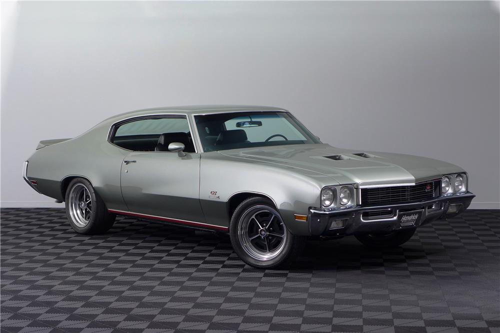 Buick GS I 1970 - 1972 Coupe #5