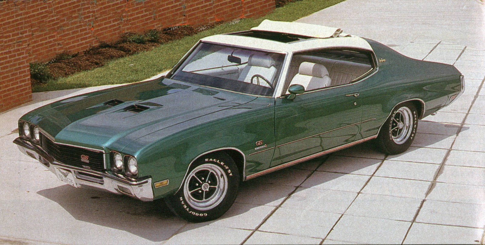 Buick GS I 1970 - 1972 Coupe #6