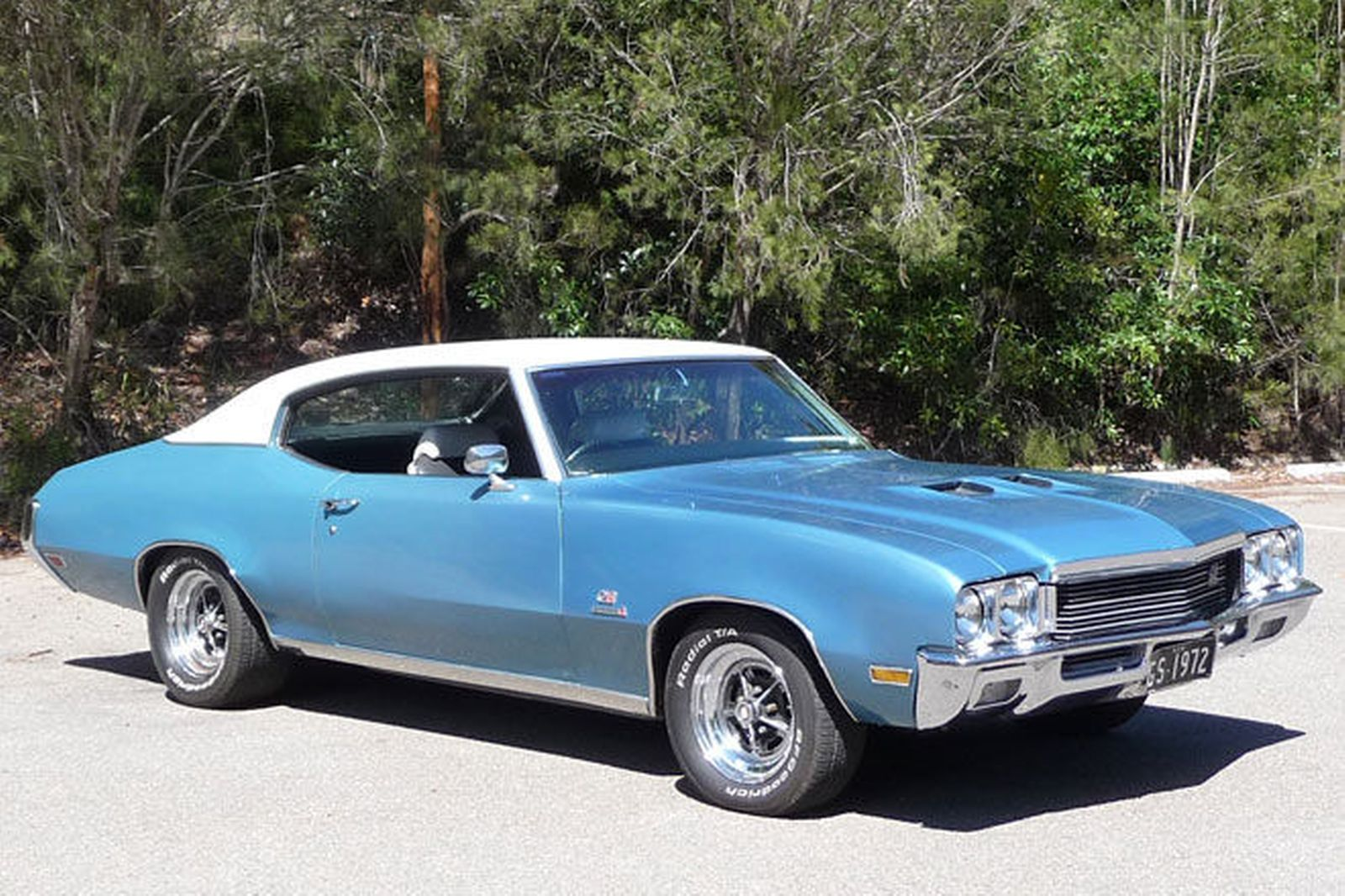 Buick GS I 1970 - 1972 Coupe #3