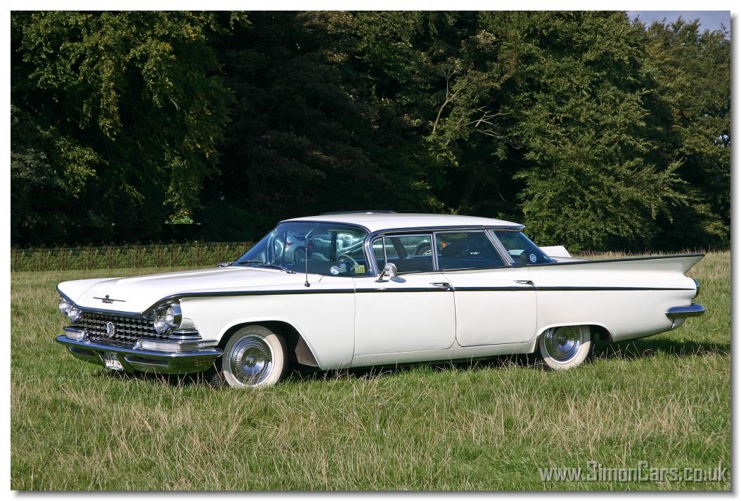 Buick LeSabre I 1959 - 1960 Sedan 2 door #1