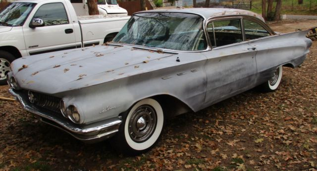 Buick LeSabre I 1959 - 1960 Sedan 2 door #4