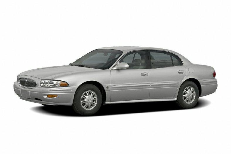 Buick LeSabre VIII 2000 - 2005 Sedan #4