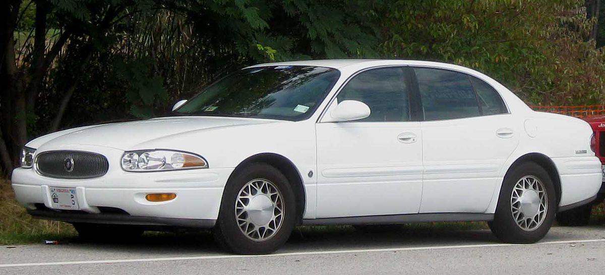 Buick LeSabre VIII 2000 - 2005 Sedan #1