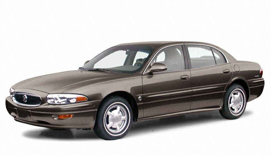 Buick LeSabre VIII 2000 - 2005 Sedan #6
