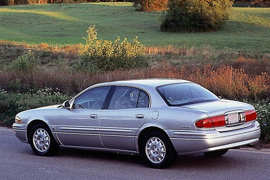 Buick LeSabre VIII 2000 - 2005 Sedan #5