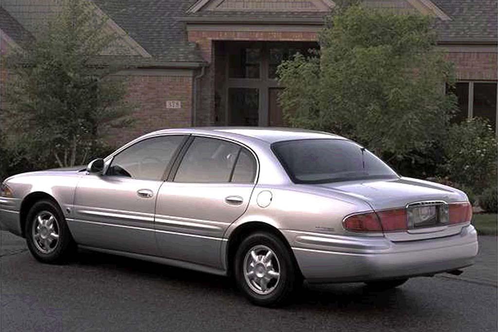 Buick LeSabre VIII 2000 - 2005 Sedan #7