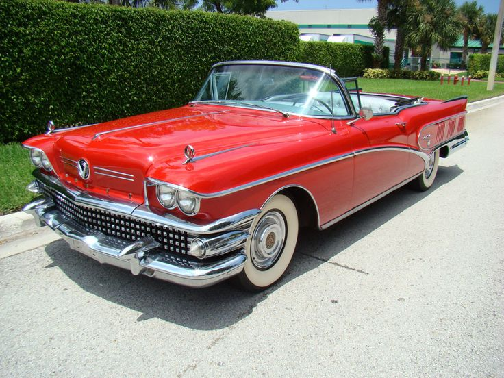 Buick Limited 1958 - 1959 Cabriolet #2