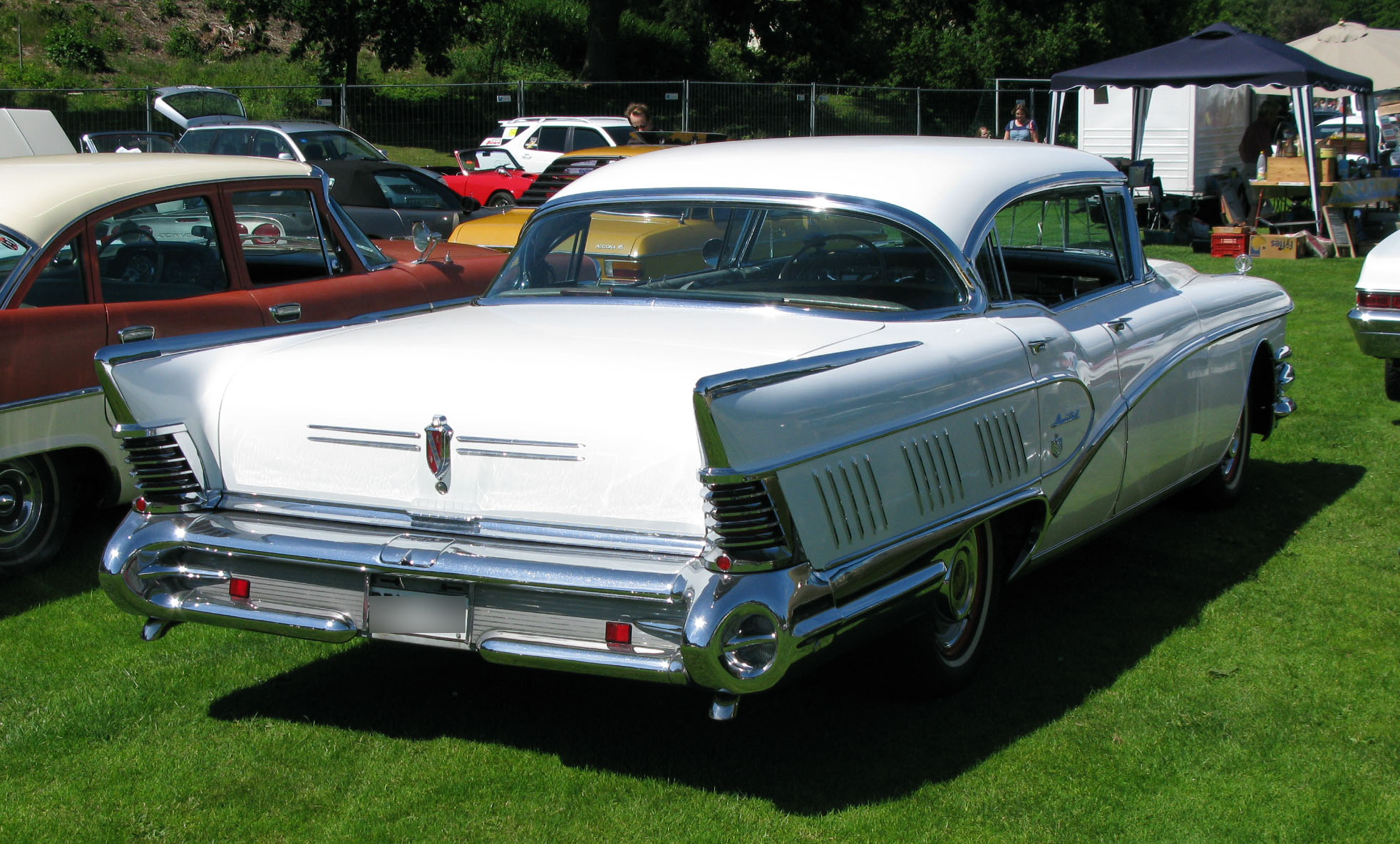 Buick Limited 1958 - 1959 Cabriolet #3