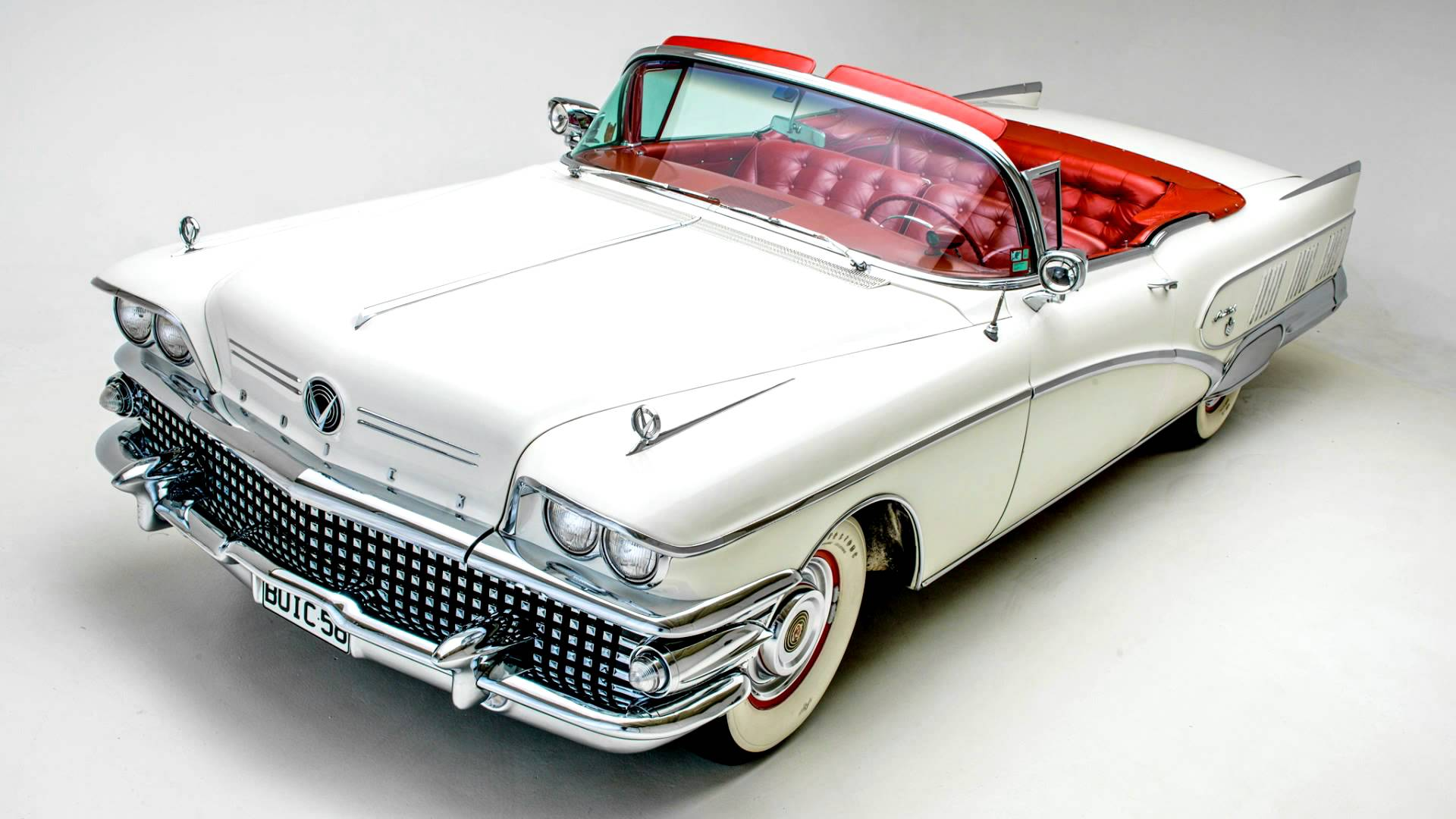 Buick Limited 1958 - 1959 Cabriolet #6
