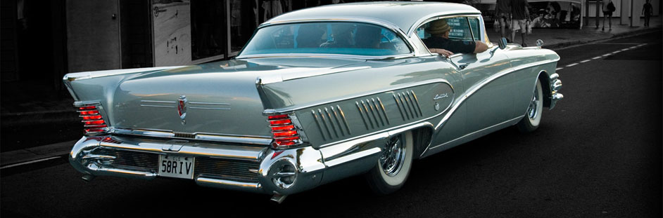 Buick Limited 1958 - 1959 Cabriolet #1