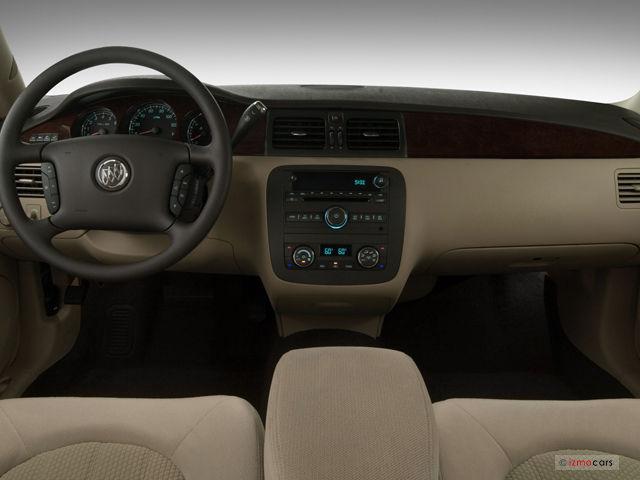 Buick Lucerne I Restyling 2008 - 2011 Sedan #2
