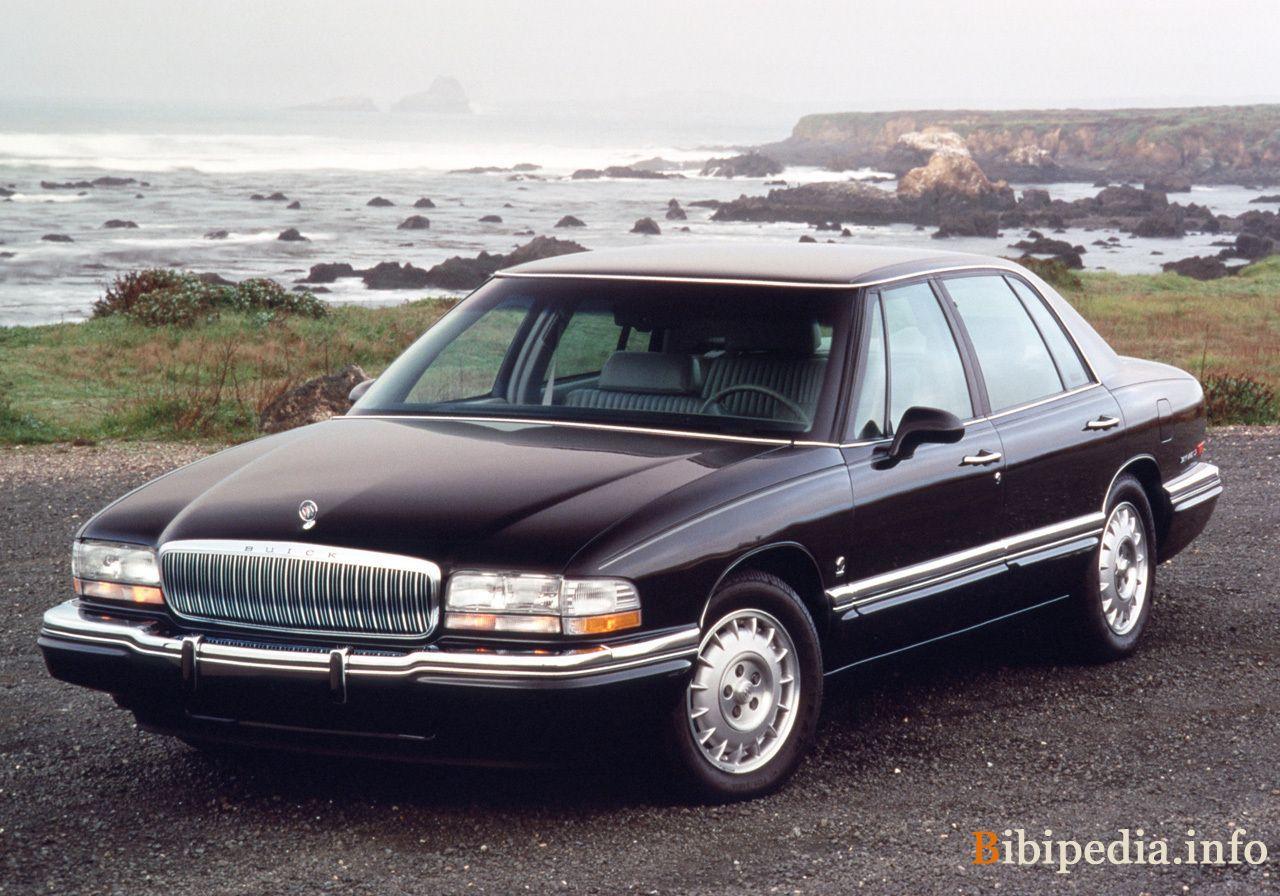 Buick Park Avenue I 1991 - 1996 Sedan #1
