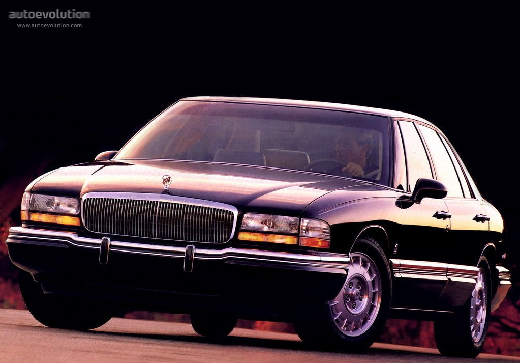 Buick Park Avenue I 1991 - 1996 Sedan #7