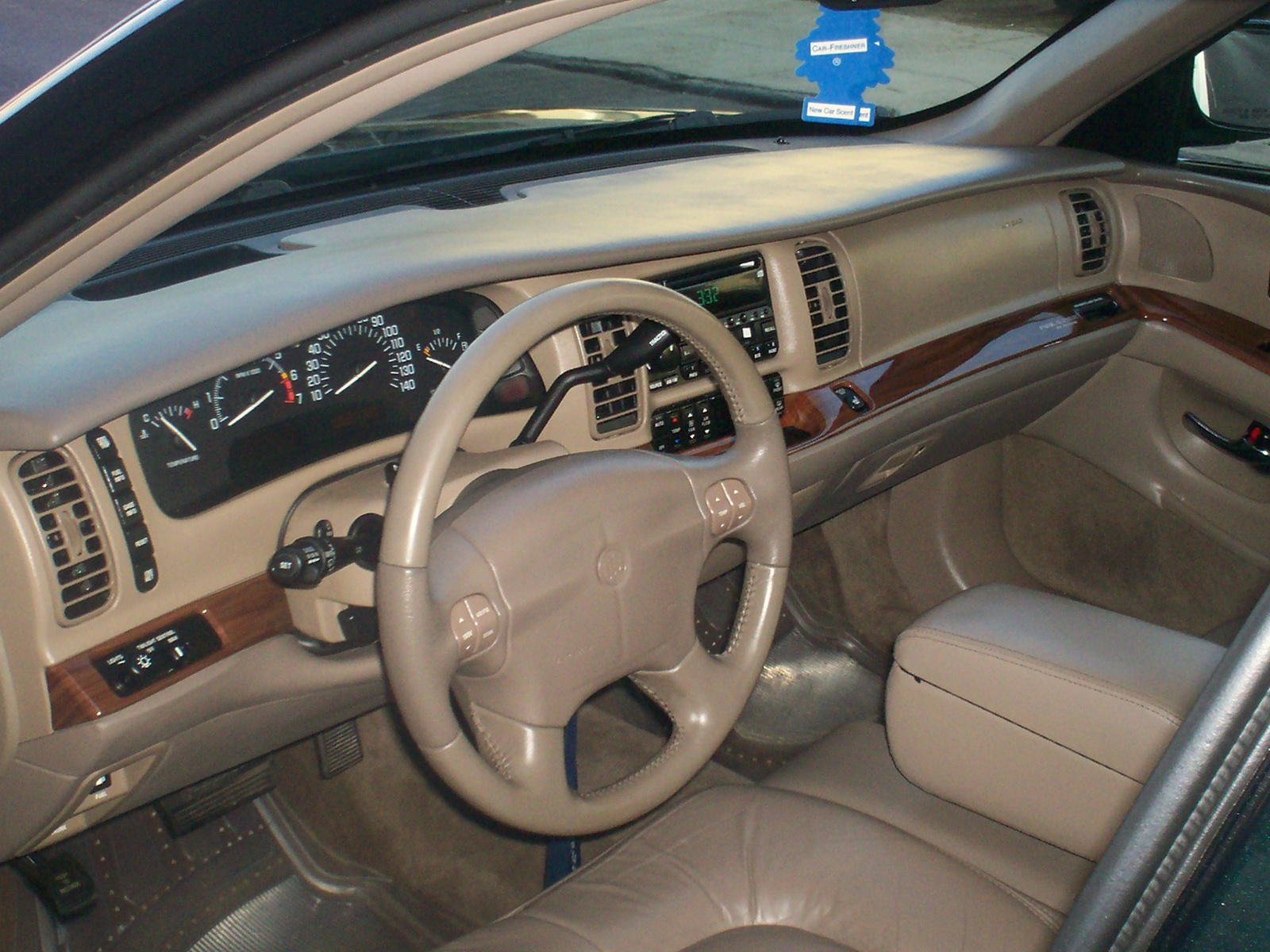 Buick Park Avenue I 1991 - 1996 Sedan #8