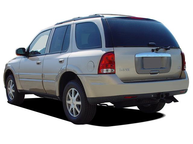 Buick Rainer 2003 - 2007 SUV 5 door #1