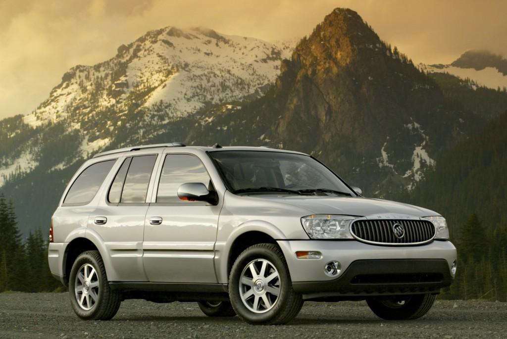 Buick Rainer 2003 - 2007 SUV 5 door #5