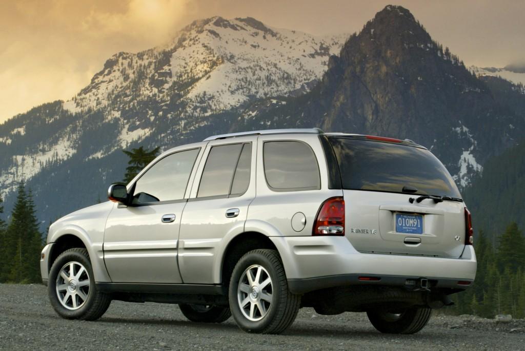 Buick Rainer 2003 - 2007 SUV 5 door #6