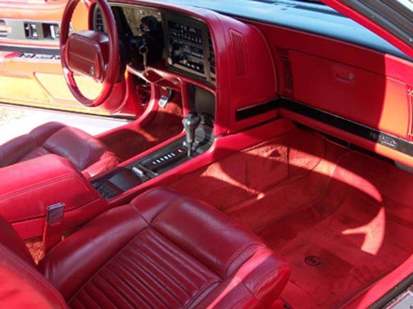 Buick Reatta 1988 - 1991 Cabriolet #5