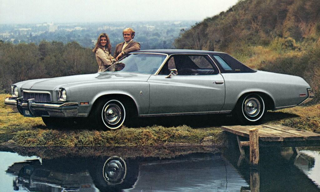 Buick Regal I 1973 - 1977 Sedan #1