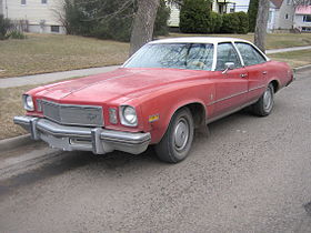 Buick Regal I 1973 - 1977 Sedan #4
