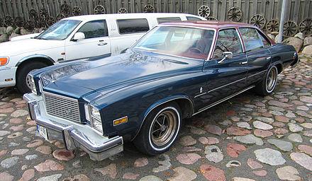 Buick Regal I 1973 - 1977 Sedan #7