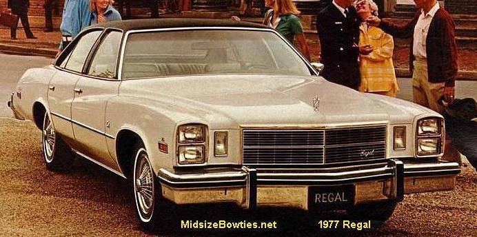 Buick Regal I 1973 - 1977 Sedan #6