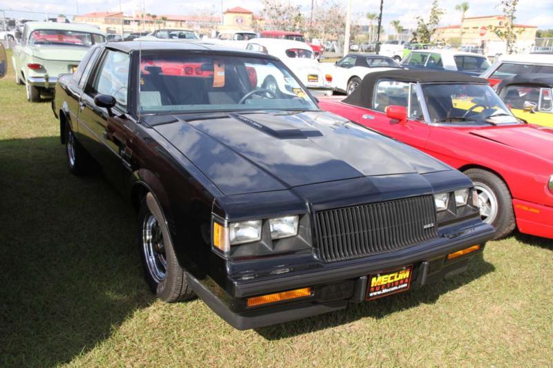 Buick Regal II 1978 - 1987 Sedan #7