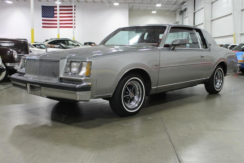 Buick Regal II 1978 - 1987 Coupe #2