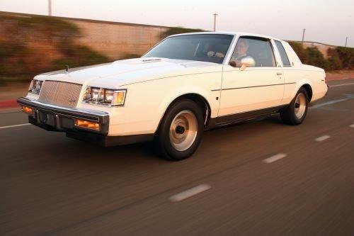 Buick Regal II 1978 - 1987 Sedan #2