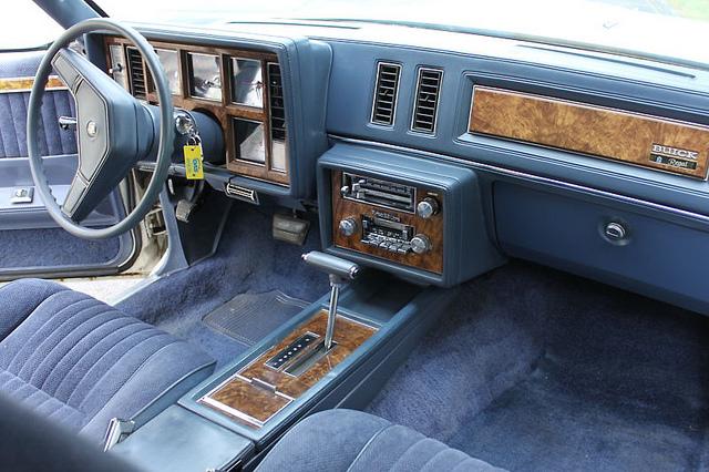 Buick Regal II 1978 - 1987 Sedan #8