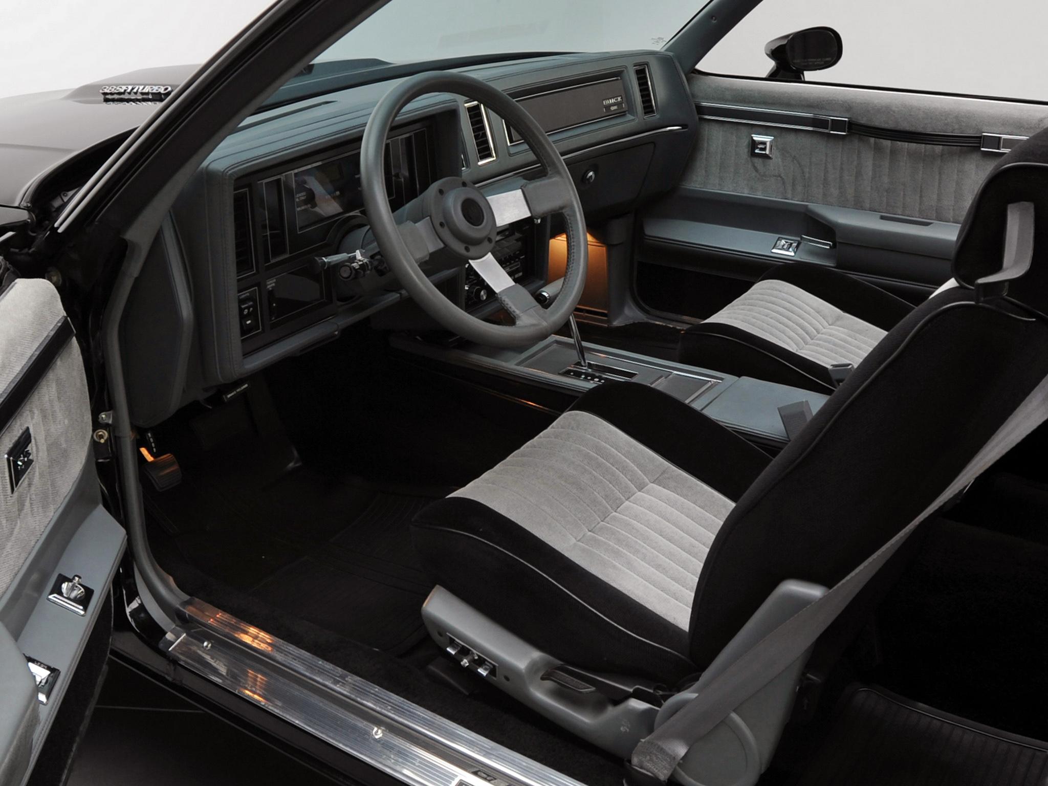 Buick Regal II 1978 - 1987 Sedan #3