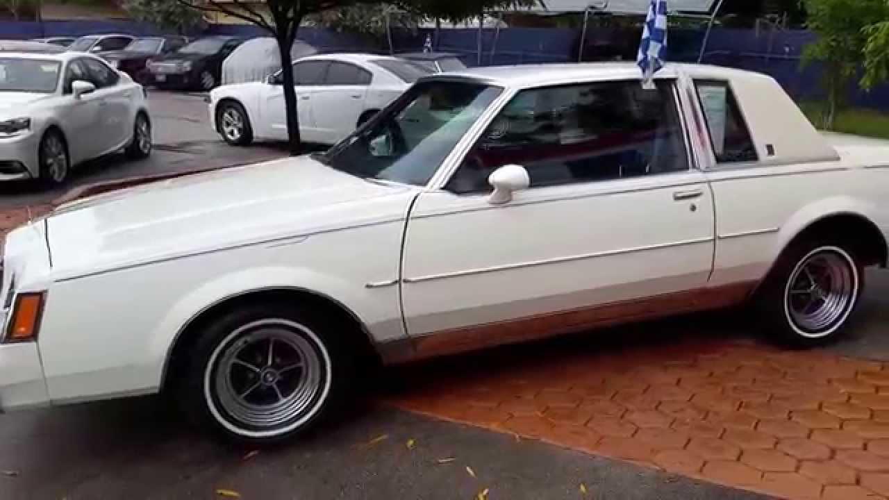 Buick Regal II 1978 - 1987 Station wagon 5 door #3