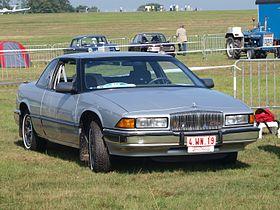 Buick Regal III 1988 - 1996 Coupe #8