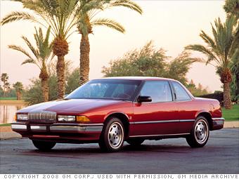 Buick Regal III 1988 - 1996 Coupe #3