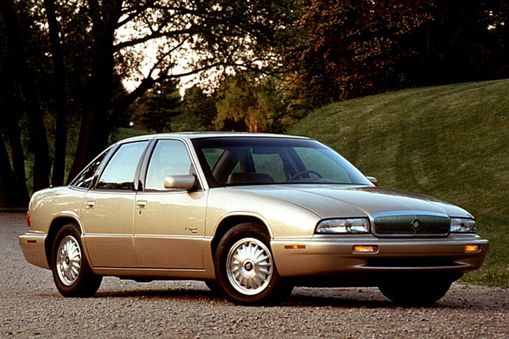 Buick Regal III 1988 - 1996 Coupe #4