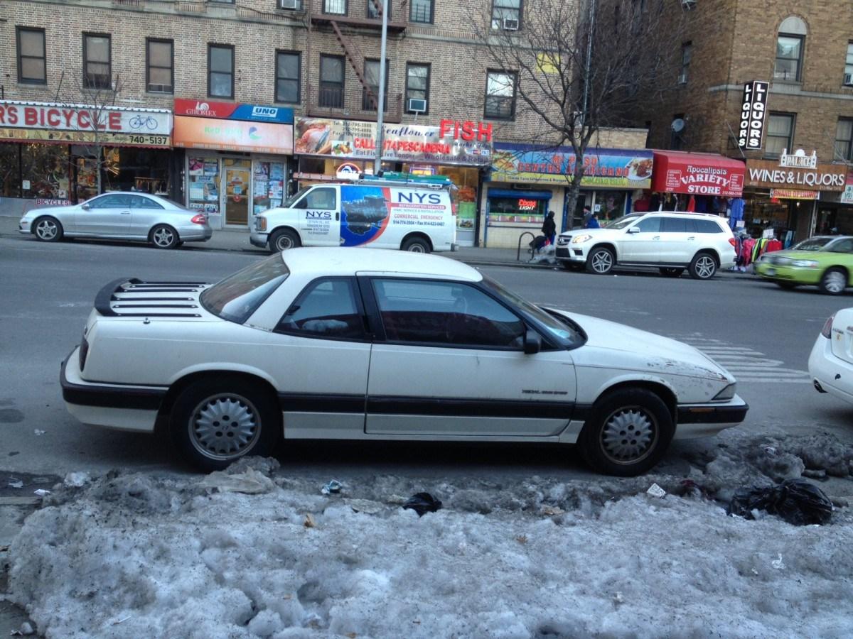 Buick Regal III 1988 - 1996 Coupe #2