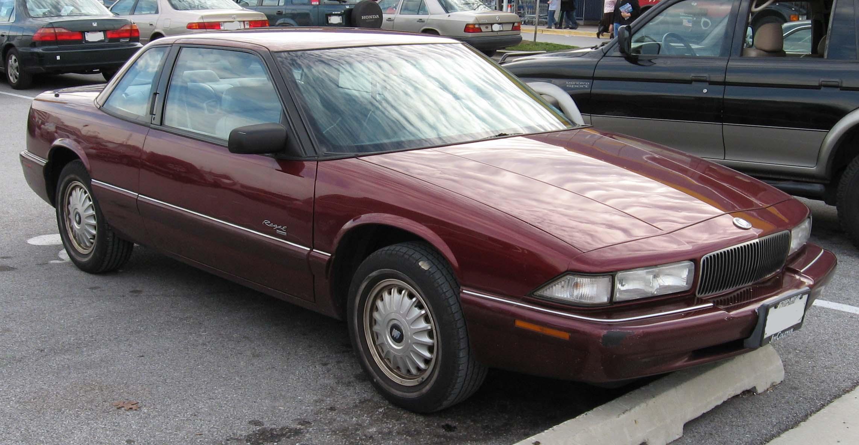 Buick Regal III 1988 - 1996 Coupe #7