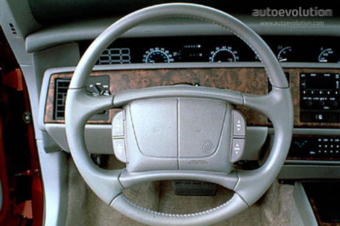 Buick Regal III 1988 - 1996 Sedan #4
