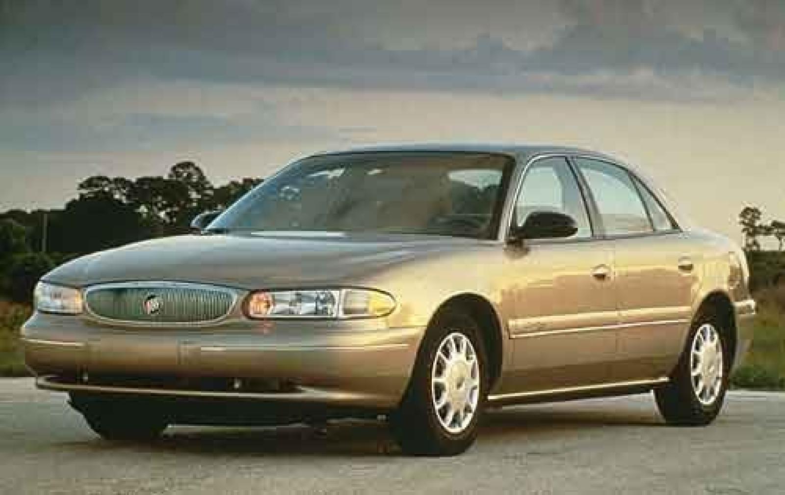 Buick Regal IV 1997 - 2008 Sedan #3