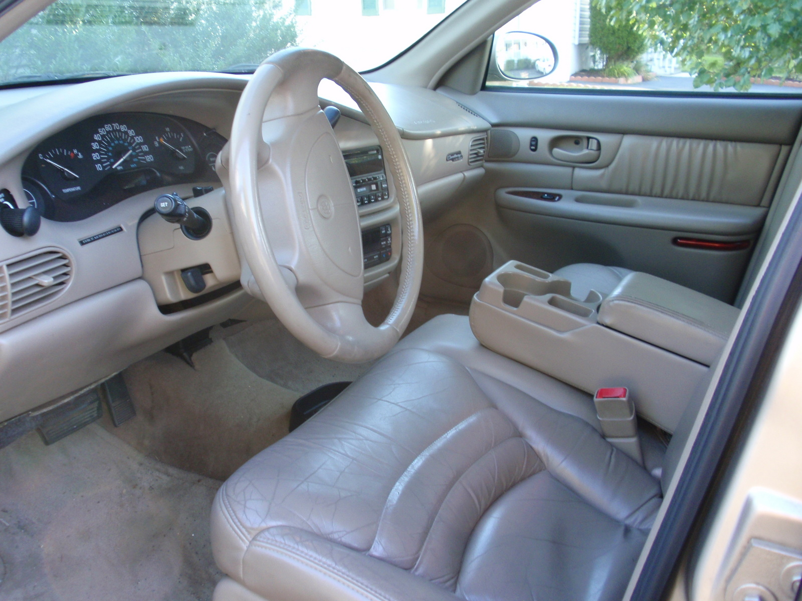 Buick Regal IV 1997 - 2008 Sedan #7