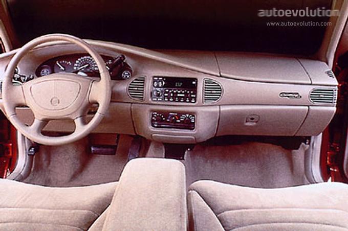 Buick Regal IV 1997 - 2008 Sedan #6