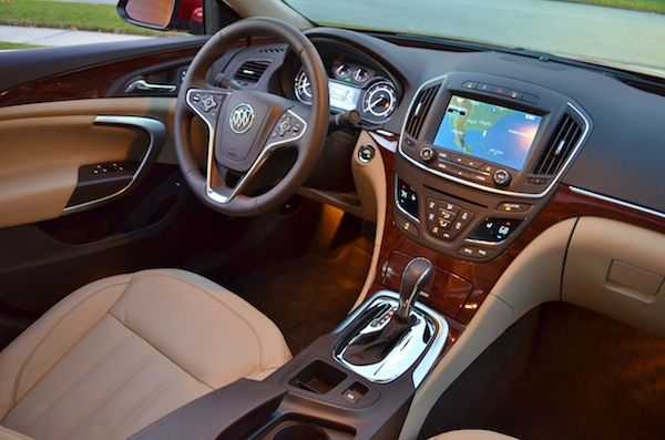 Buick Regal V 2009 - 2013 Sedan #7