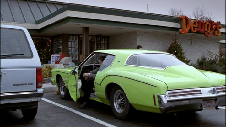 Buick Riviera III 1971 - 1973 Coupe #2