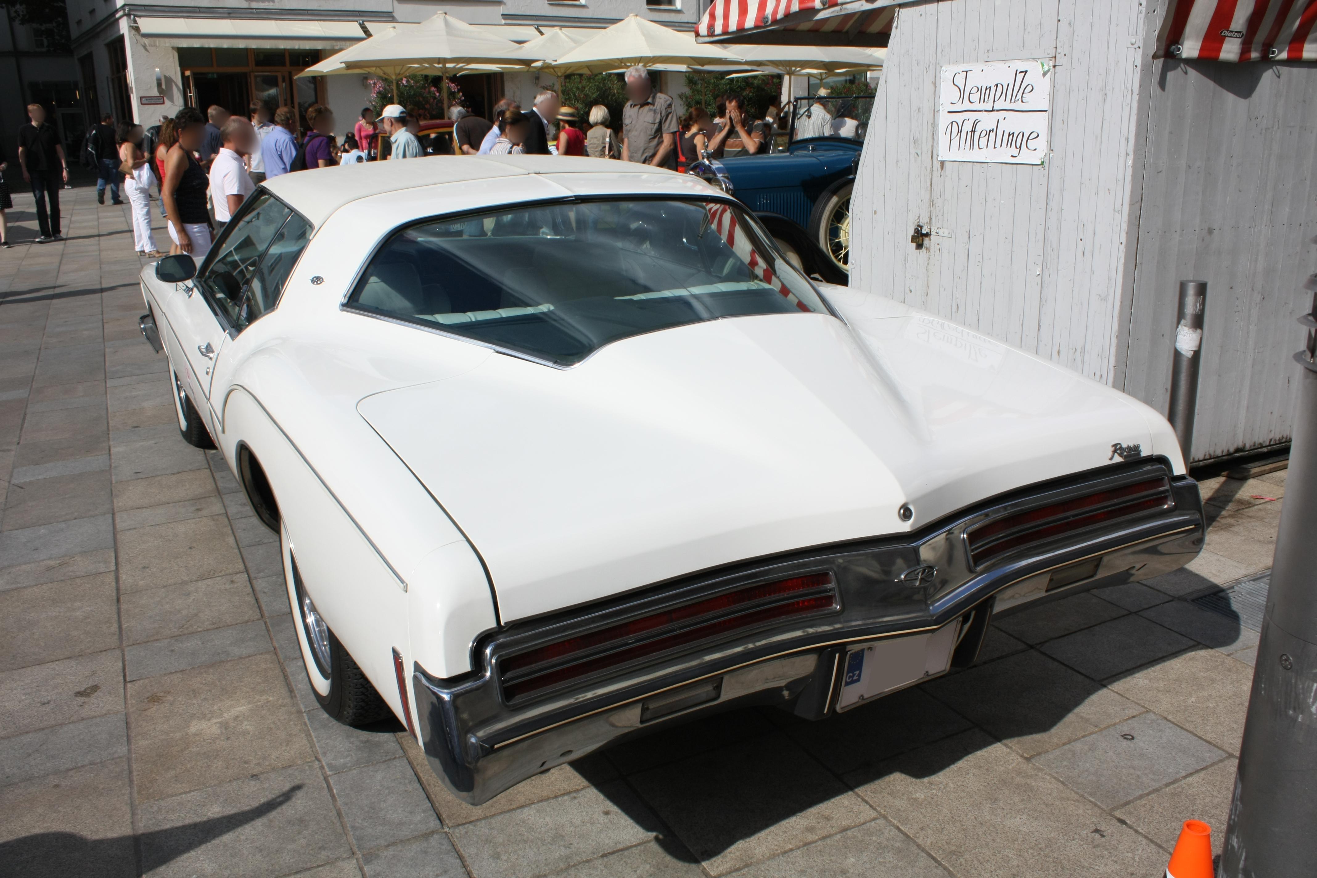 Buick Riviera III 1971 - 1973 Coupe #1
