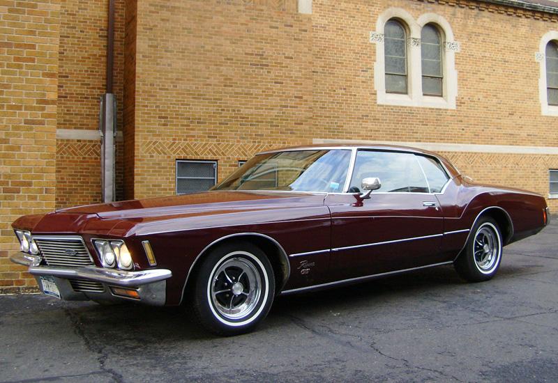 Buick Riviera III 1971 - 1973 Coupe #6