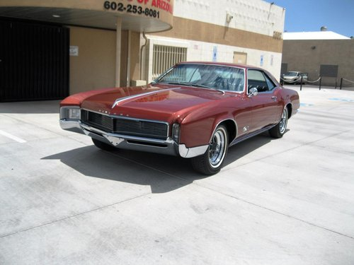 Buick Riviera VII 1985 - 1993 Coupe #3