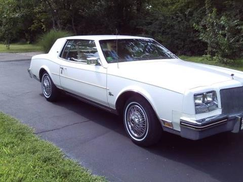 Buick Riviera VII 1985 - 1993 Coupe #1